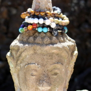 GODDESS GARDEN - STRENGTH BRACELET AROMATHERAPY ON DRAGON STATUE 2000px_resize