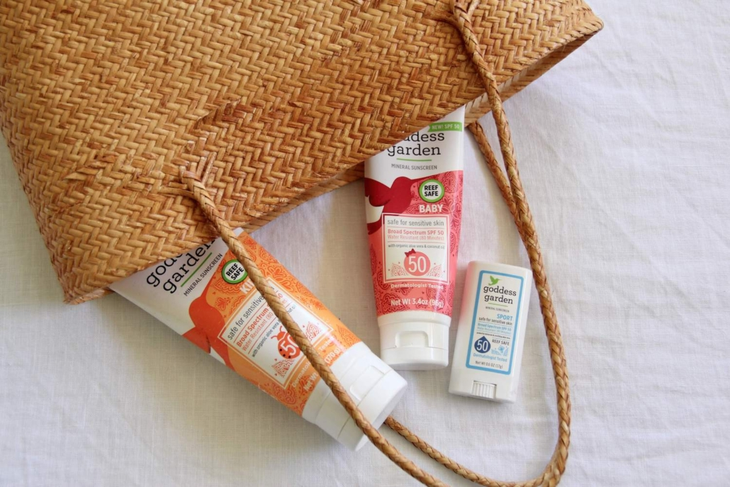 Kids SPF 50 Mineral Sunscreen lotion