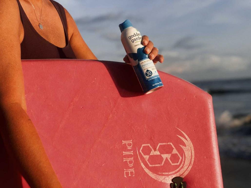 Sport Mineral SPF 30 Sunscreen Spray